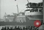 Image of USS George Washington Hoboken New Jersey USA, 1918, second 9 stock footage video 65675026318