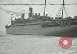 Image of USS George Washington Hoboken New Jersey USA, 1918, second 1 stock footage video 65675026319