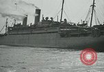 Image of USS George Washington Hoboken New Jersey USA, 1918, second 7 stock footage video 65675026319