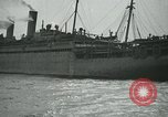 Image of USS George Washington Hoboken New Jersey USA, 1918, second 11 stock footage video 65675026319
