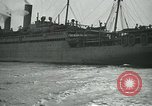 Image of USS George Washington Hoboken New Jersey USA, 1918, second 12 stock footage video 65675026319
