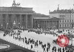 Image of Brandenburg gate Berlin Germany, 1919, second 5 stock footage video 65675026323