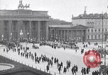 Image of Brandenburg gate Berlin Germany, 1919, second 6 stock footage video 65675026323
