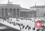 Image of Brandenburg gate Berlin Germany, 1919, second 7 stock footage video 65675026323