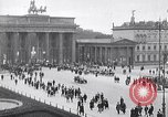 Image of Brandenburg gate Berlin Germany, 1919, second 8 stock footage video 65675026323