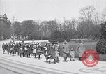 Image of school children demonstrate Berlin Germany, 1919, second 2 stock footage video 65675026325