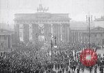 Image of Communist demonstrators Berlin Germany, 1919, second 1 stock footage video 65675026326