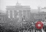 Image of Communist demonstrators Berlin Germany, 1919, second 2 stock footage video 65675026326