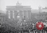 Image of Communist demonstrators Berlin Germany, 1919, second 4 stock footage video 65675026326