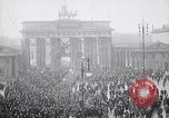 Image of Communist demonstrators Berlin Germany, 1919, second 5 stock footage video 65675026326