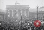 Image of Communist demonstrators Berlin Germany, 1919, second 6 stock footage video 65675026326