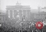 Image of Communist demonstrators Berlin Germany, 1919, second 7 stock footage video 65675026326