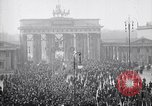 Image of Communist demonstrators Berlin Germany, 1919, second 8 stock footage video 65675026326