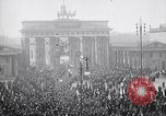 Image of Communist demonstrators Berlin Germany, 1919, second 9 stock footage video 65675026326