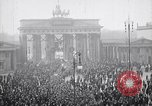 Image of Communist demonstrators Berlin Germany, 1919, second 10 stock footage video 65675026326