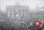 Image of Communist demonstrators Berlin Germany, 1919, second 11 stock footage video 65675026326