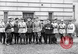 Image of Allied Generals Vienna Austria, 1919, second 4 stock footage video 65675026328