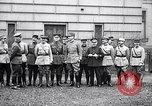 Image of Allied Generals Vienna Austria, 1919, second 7 stock footage video 65675026328