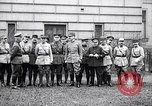 Image of Allied Generals Vienna Austria, 1919, second 9 stock footage video 65675026328