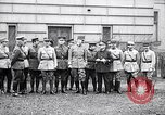 Image of Allied Generals Vienna Austria, 1919, second 12 stock footage video 65675026328