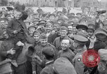 Image of Russian prisoners Berlin Germany, 1919, second 7 stock footage video 65675026329