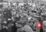 Image of Russian prisoners Berlin Germany, 1919, second 9 stock footage video 65675026329