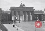 Image of Brandenburg Gate Berlin Germany, 1919, second 2 stock footage video 65675026330