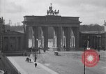 Image of Brandenburg Gate Berlin Germany, 1919, second 6 stock footage video 65675026330