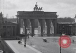Image of Brandenburg Gate Berlin Germany, 1919, second 7 stock footage video 65675026330