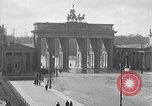 Image of Brandenburg Gate Berlin Germany, 1919, second 10 stock footage video 65675026330