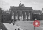 Image of Brandenburg Gate Berlin Germany, 1919, second 11 stock footage video 65675026330