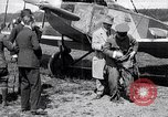 Image of German Ace Ernst Odet Prague Czechoslovakia, 1919, second 1 stock footage video 65675026331