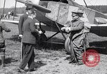 Image of German Ace Ernst Odet Prague Czechoslovakia, 1919, second 2 stock footage video 65675026331
