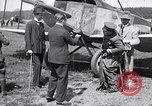 Image of German Ace Ernst Odet Prague Czechoslovakia, 1919, second 3 stock footage video 65675026331