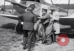 Image of German Ace Ernst Odet Prague Czechoslovakia, 1919, second 5 stock footage video 65675026331