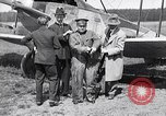 Image of German Ace Ernst Odet Prague Czechoslovakia, 1919, second 7 stock footage video 65675026331