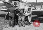 Image of German Ace Ernst Odet Prague Czechoslovakia, 1919, second 8 stock footage video 65675026331