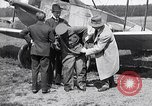 Image of German Ace Ernst Odet Prague Czechoslovakia, 1919, second 9 stock footage video 65675026331