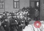 Image of soup kitchen Prague Czechoslovakia, 1919, second 2 stock footage video 65675026334