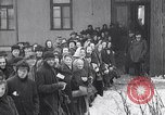 Image of soup kitchen Prague Czechoslovakia, 1919, second 3 stock footage video 65675026334
