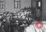 Image of soup kitchen Prague Czechoslovakia, 1919, second 4 stock footage video 65675026334