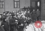 Image of soup kitchen Prague Czechoslovakia, 1919, second 6 stock footage video 65675026334