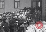 Image of soup kitchen Prague Czechoslovakia, 1919, second 7 stock footage video 65675026334