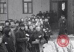 Image of soup kitchen Prague Czechoslovakia, 1919, second 8 stock footage video 65675026334