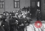 Image of soup kitchen Prague Czechoslovakia, 1919, second 10 stock footage video 65675026334
