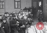 Image of soup kitchen Prague Czechoslovakia, 1919, second 12 stock footage video 65675026334
