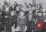 Image of soup kitchen Prague Czechoslovakia, 1919, second 1 stock footage video 65675026335