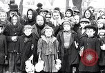 Image of soup kitchen Prague Czechoslovakia, 1919, second 2 stock footage video 65675026335