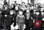 Image of soup kitchen Prague Czechoslovakia, 1919, second 4 stock footage video 65675026335