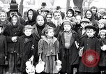 Image of soup kitchen Prague Czechoslovakia, 1919, second 5 stock footage video 65675026335